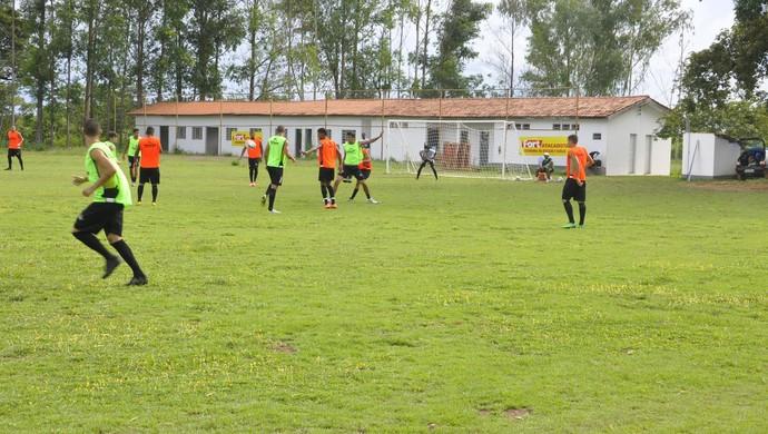 Mixto treinos 2015 (Foto: Olimpio Vasconcelos)
