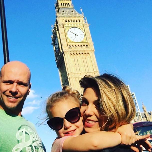 Família reunida (Foto: Instagram/Reprodução)