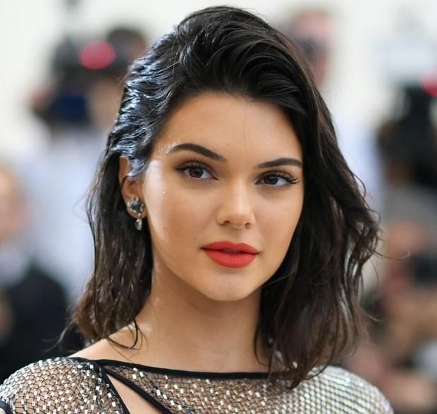 Kendall Jenner lidera a lista de modelos mais bem pagas do mundo deste ano (Foto: Getty Images)