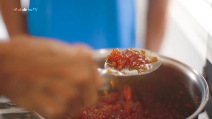 Doce de mamão é a receita famosa em Caraúbas (Foto: Sérgio Luis / Divulgação)