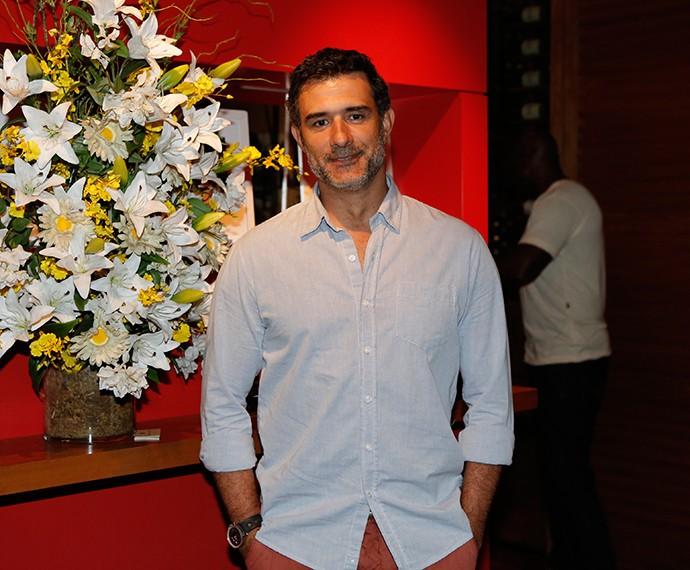 Marcos Pasquim viveu Carlos Alberto (Foto: Fábio Rocha/Gshow)