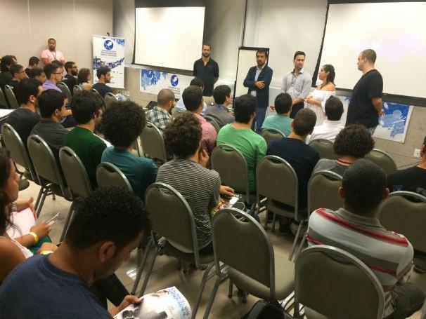 Primeiro Congresso dos Profissionais de Rádio e Televisão (Foto: Bruna Borjaille)