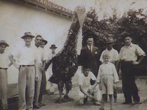Carnaval tem mais de 80 anos de tradição (Foto: Reprodução/TV TEM)