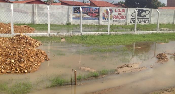 Estádio Felipão, em Altos (Foto: FFP)