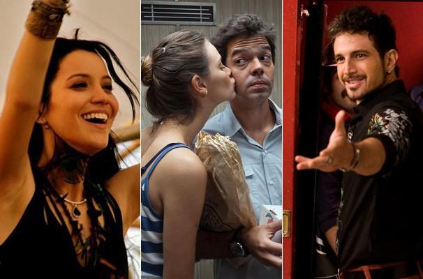 A Globo abre espaço para o Cinema Nacional: 'Paraísos Artificiais', 'E Aí... Comeu?' e 'Família Vende Tudo' (Foto: Divulgação)