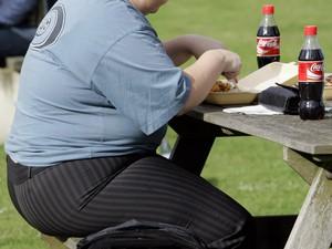 Obesidade (Foto: Kirsty Wigglesworth/AP)