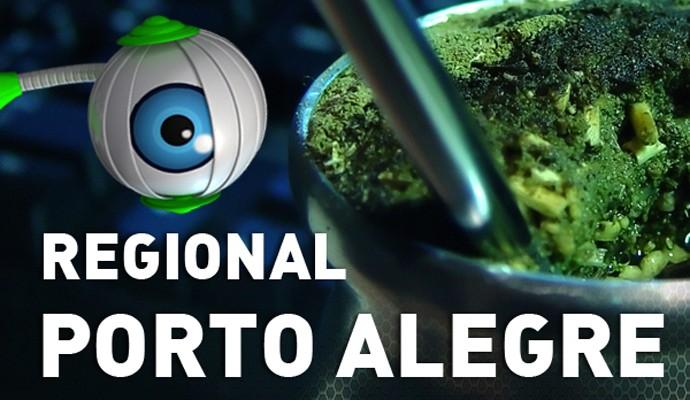 BBB16 Regionais Porto Alegre  (Foto: Gshow)