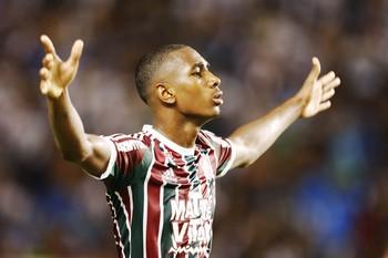 Gerson Fluminense Vasco (Foto: Daniel Ramalho / Agência Estado)