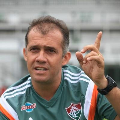 Eduardo Baptista Fluminense (Foto: Pedro Veríssimo)