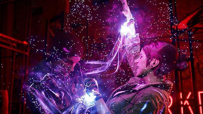 Infamous: First Light chega em 26 de agosto. (Foto: Divulgação) (Foto: Infamous: First Light chega em 26 de agosto. (Foto: Divulgação))
