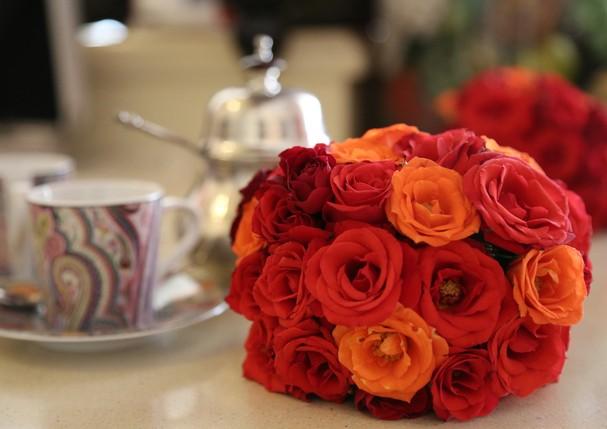 Bola de flores (Foto: Divulgação)