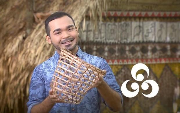Oyama Filho é o apresentador do Paneiro (Foto: Divulgação/ Rede Amazônica)