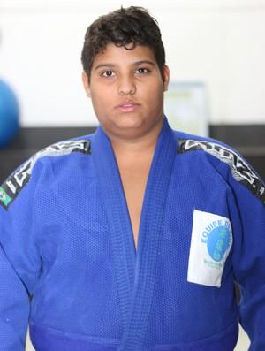 Giovani Gabriel leva ouro na categoria Sub-15 da Copa Valdomir Mandaliti (Foto: Divulgação/Martinez Assessoria)