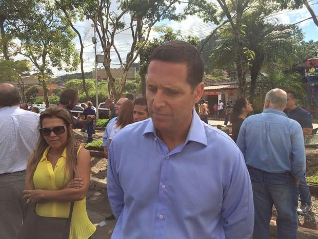 Presidente da Assembleia Legislativa, Fernando Capez (Foto: Tatiana Santiago/G1)