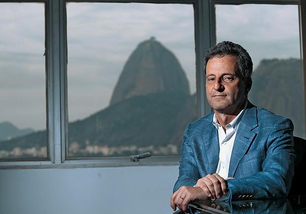 PROJETO Rodolfo Landim,  ex-diretor da Petrobras.  Ele era sócio de Vladimir  e buscava recursos para a Ecoglobal. Depois, sumiu (Foto: Fábio Motta/Estadão Conteúdo)