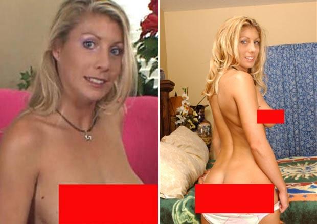 Stacie Halas foi demitida por ter trabalhado como atriz pornô. (Foto: Reprodução)