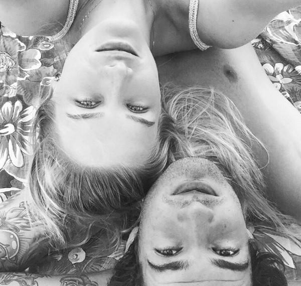 Fiorella Matheis e Alexandre Pato (Foto: Reprodução / Instagram)