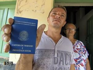 Hora 1_seguro desemprego (Foto: reprodução TV Globo)