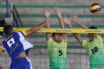 acre x mato grosso brasileiro de vôlei sub-20 masculino (Foto: Divulgação/CBV)