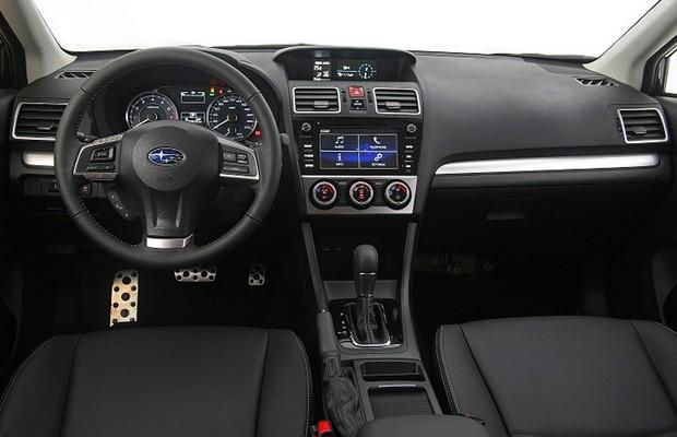 Interior do Subaru XV 2016 (Foto: Divulgação)