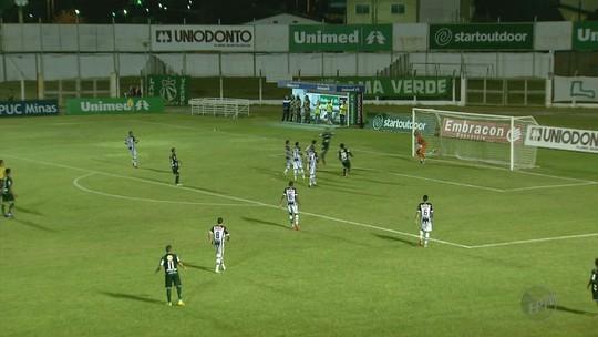 Caldense está a uma vitória de garantir vaga na Série D do Brasileiro em 2018