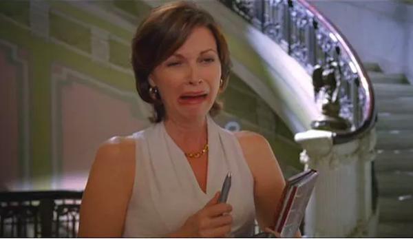 A atriz Lisa Lynn Masters em cena de 'Ugly Betty' (Foto: Reprodução)