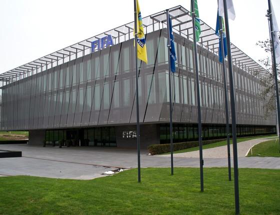 Sede da Fifa em Zurique, na Suíça (Foto: davidpc_/Flickr)