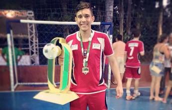 Destaque na base, jovem de 17 anos  é esperança de gols do Taguatinga