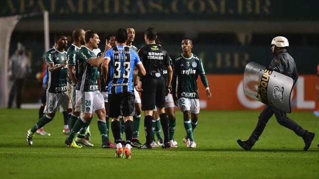 Grêmio x Palmeiras 2016
