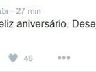 No Twitter, Dilma conta que Obama lhe desejou 'feliz aniversário' ao telefone