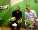 Roger e Fellipe Bastos montam time ofensivo para a rodada#32 do Cartola