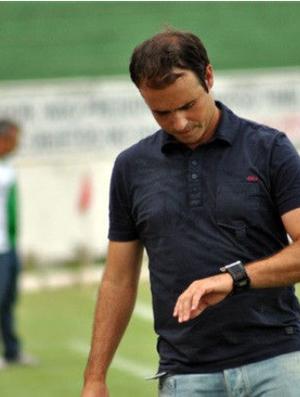 Sidney Moraes, técnico do Icasa (Foto: Divulgação/Icasa)