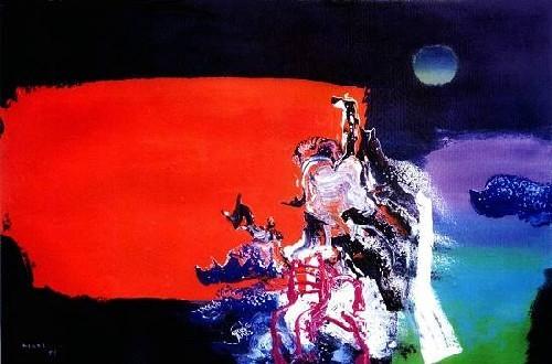 Resultado de imagem para manabu mabe pinturas