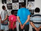 Polícia desarticula grupo de tráfico de drogas no Litoral Norte do RS