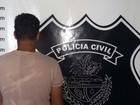 Suspeito de estuprar duas deficientes mentais é preso em Goianésia, GO