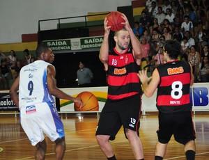 Basquete Bauru x Flamengo (Foto: Sergio Domingues / HDR Photo)