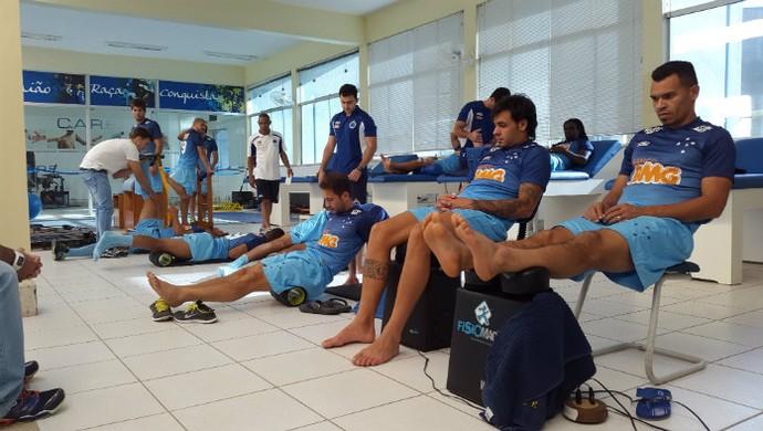 Reapresentação Cruzeiro (Foto: Divulgação \Cruzeiro)