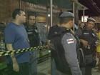 Suspeitos de matar homem em assalto faziam arrastão, diz polícia