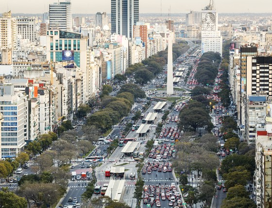 Buenos Aires, Argentina (Foto: Thinkstock/Getty Images)