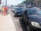 Motoristas aguardam até 2h para embarque no ferry em Salvador