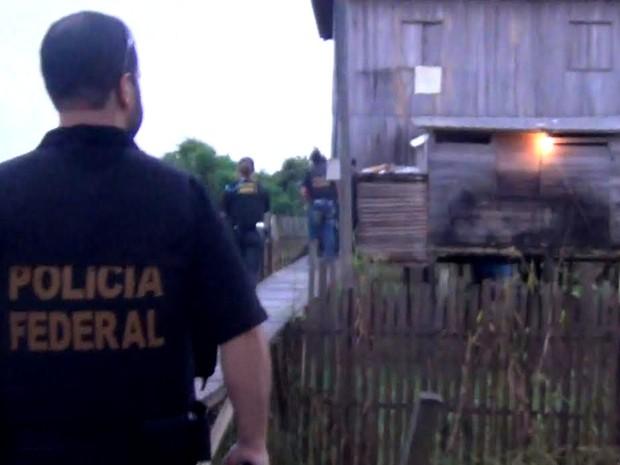 Operação Alto Moa (Foto: Divulgação PF)