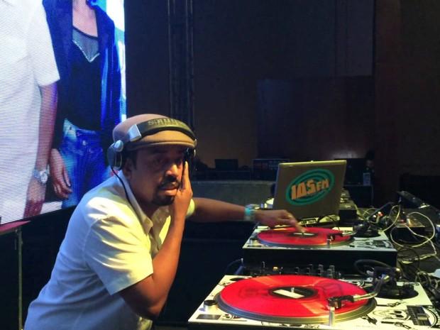 Dj Easy Nylon se apresenta em Bauru (Foto: Divulgação)