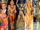 Qual foi a melhor rainha de bateria do Rio nesta segunda, 11? Vote!