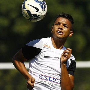 David Braz Santos (Foto: Ricardo Saibun / Santos FC)