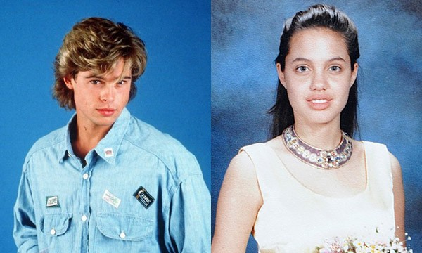 Brad Pitt e Angelina Jolie (Foto: .)