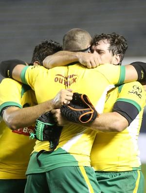 Brasil vence o Chile no Sul-Americano de rúgbi XV