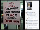 Estudantes criticam demissões de funcionários do Restaurante da UFPB
