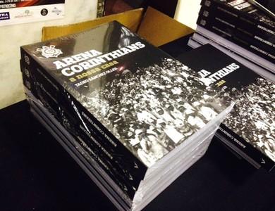 Lançamento Livro Corinthians (Foto: Diego Ribeiro)