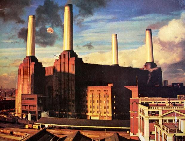 Animals, Roger Waters, 1977 (Foto: © Pink Floyd Music Ltd)