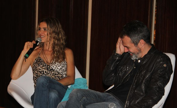 fernanda lima e ricardo 606 (Foto: Luisa Leite/TV Globo)